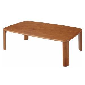 匠木工 天然木収納式折れ脚テーブル 120cm幅 outlet-f