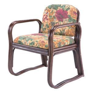 天然籐思いやり座椅子 ハイタイプ 送料無料 outlet-f