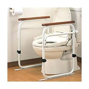 トイレアーム 洋式アーム 据置用 日本製 送料無料|outlet-f