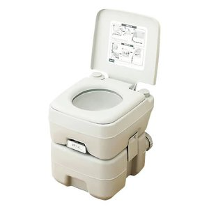 本格派ポータブル水洗トイレ 20Lタイプ|outlet-f