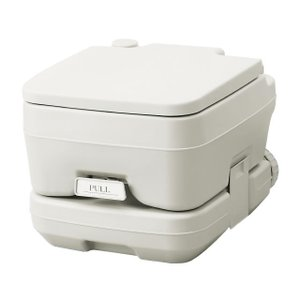 本格派ポータブル水洗トイレ 10Lタイプ 送料無料