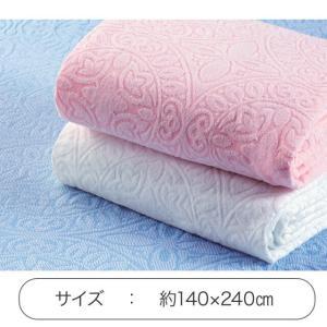 今治産ジャカード織タオルシーツ 3枚 outlet-f 03
