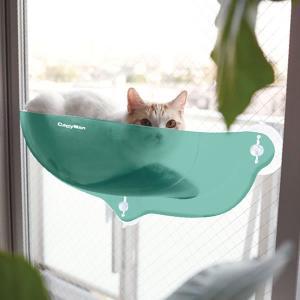 猫 窓 ベッド 吸盤 窓貼付け ウィンドウベッド 絶景リゾートベッド|outlet-f