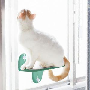 猫 窓 階段 吸盤 窓貼付け ステップ 絶景リゾートテラス|outlet-f