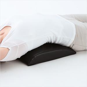 上半身 背中 ストレッチ 背筋伸ばし 寝るだけ簡単 バックストレッチャー 代金引換不可|outlet-f