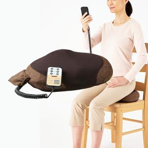 尿漏れ対策 骨盤底筋エクササイズ クッション 尿もれ 失禁 腰 お尻 トレーニング ゆるみ防止 ハルノア キュットブルオリジナル リモコン付き 使い方ガイド付き|outlet-f
