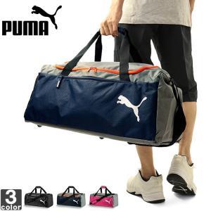 プーマ/PUMA 2018年秋冬 ファンダメンタルス スポーツバッグ M 075528 1809 バッグ ショルダー|outlet-grasshopper
