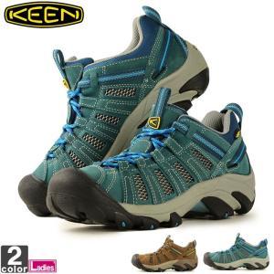 キーン/KEEN レディース トレッキングシューズ ヴォヤジャー 1013185 1014215 1812 トレッキング ブーツ 靴|outlet-grasshopper