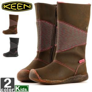 キーン/KEEN キッズ ジュニア レイチェル ブーツ 1013539 1013540 1806 ロングブーツ サイドジップ|outlet-grasshopper