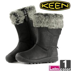 キーン/KEEN レディース ブーツ フリーモント ジップ ウォータープルーフ 1015108 1807 ロングブーツ  防水|outlet-grasshopper