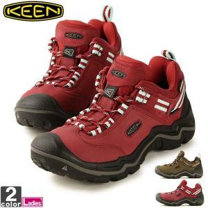 キーン/KEEN レディース トレッキングシューズ ワンダラー ウォータープルーフ 1015588 1015589 1812 トレッキング ブーツ 靴|outlet-grasshopper