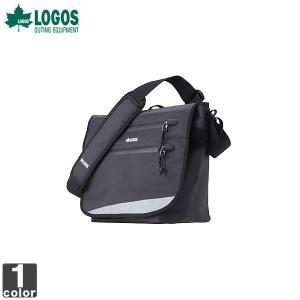 ロゴス/LOGOS BLACK SPLASH ショルダー 88200043|outlet-grasshopper