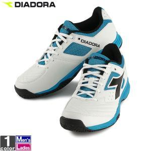70%OFF ディアドラ/DIADORA メンズ レディース テニスシューズ スピード チャレンジ AG 170139 1806 オムニ クレー ハード
