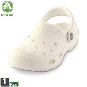 クロックス/crocs キッズ コースト クロッグ 204094 1808 サンダル サボ|outlet-grasshopper
