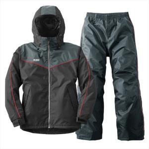 LOGOS(ロゴス) 防水防寒スーツ オーウェン ブラック M 30336713 1609 メンズ 紳士|outlet-grasshopper