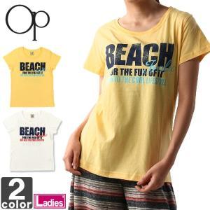 オーシャンパシフィック/Ocean Pacific レディース Tシャツ 524548 1708 ウィメンズ 婦人|outlet-grasshopper