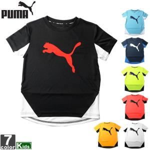 半袖Tシャツ プーマ PUMA ジュニア キッズ 582896 アクティブスポーツ キャットグラフィック Tシャツ 2106 トップス シャツ ゆうパケット対応 outlet-grasshopper