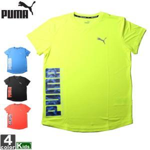 半袖Tシャツ プーマ PUMA ジュニア キッズ 582908 アクティブスポーツ グラフィック Tシャツ 2106 トップス シャツ ゆうパケット対応 outlet-grasshopper