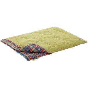 《送料無料》LOGOS (ロゴス) ミニバンぴったり丸洗い寝袋チェッカー・2 72600740 1602