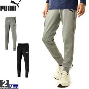 【在庫処分セール】プーマ/PUMA メンズ テック スポーツ パンツ 853791 1810 ロングパンツ ストレッチ|outlet-grasshopper