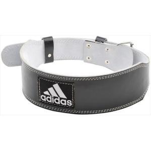adidas (アディダス) レザー ウエイトリフティング ベルト Mサイズ ADGB12234 1705|outlet-grasshopper