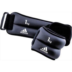 adidas (アディダス) アンクル/リスト・ウエイト 1.0kg×2個 A ADWT12228 1705|outlet-grasshopper
