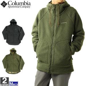 コロンビア/Columbia 2018年秋冬 メンズ CSC シェルパ ジャケット AE0488 1810 ボア フリース|outlet-grasshopper