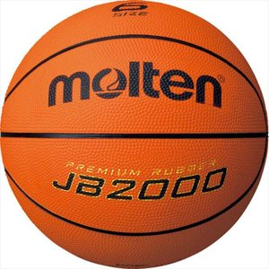 molten (モルテン) バスケットボール6号球 JB2000 B6C2000 1710|outlet-grasshopper