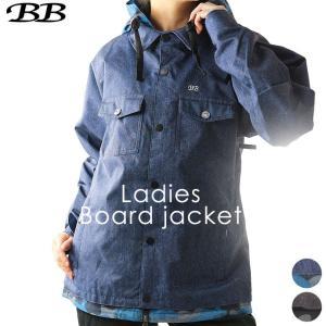 ビービー/BB レディース ボード ジャケット BB-8053 1811 アウター スノボ|outlet-grasshopper