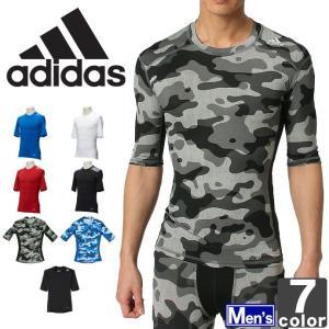 【在庫処分セール】アディダス/adidas メンズ テックフィット ベース グラフィック 半袖 シャツ BCI84 1709 紳士 男性|outlet-grasshopper