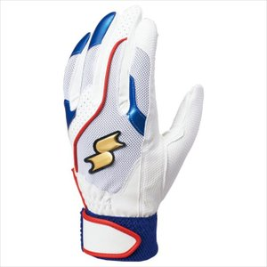 SSK(エスエスケイ) 一般用シングルバンド手袋(両手) 1060R BG5007W 1806|outlet-grasshopper