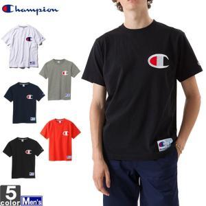 チャンピオン/Champion  メンズ 半袖 Tシャツ C3-F362 1812 トップス シャツ|outlet-grasshopper