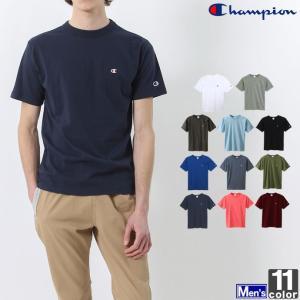 チャンピオン/Champion  メンズ 半袖 Tシャツ C3-H359 1812 Tshirts|outlet-grasshopper