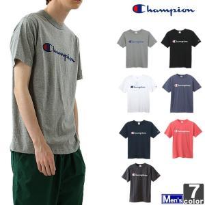 チャンピオン/Champion  メンズ 半袖 Tシャツ C3-H374 1812 トップス シャツ|outlet-grasshopper