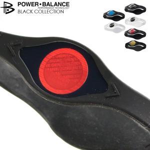 パワーバランス/POWER BALANCE 日本正規品 BLACK COLLECTION XSサイズ 1804 リストバンド ブレスレット|outlet-grasshopper