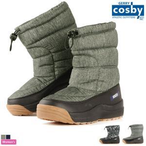 コスビー/cosby レディース 耐水圧5000mm スパイク付 スノーブーツ CSSNB-23 1810 ブーツ 防水|outlet-grasshopper
