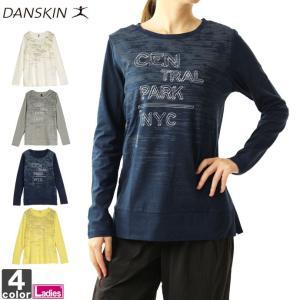 ダンスキン/DANSKIN レディース 長袖 Tシャツ DD76275 1809 トップス シャツ|outlet-grasshopper