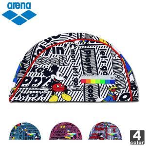 アリーナ/arena タフ キャップ DIS-8311 1808 Disney ディズニー|outlet-grasshopper