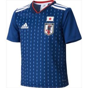 サッカー 日本代表 adidas (アディダス) Kidsサッカー日本代表 ホームミニキット BR3631 DTQ69 1805 ジュニア キッズ 子供 子ども|outlet-grasshopper