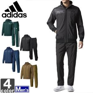 《送料無料》アディダス/adidas メンズ 24/7 裏起毛 ウインドブレーカー 上下セット DUQ97 DUQ98 1712 紳士 男性|outlet-grasshopper