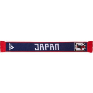 サッカー 日本代表 adidas (アディダス) JFA HOME SCARF CF5170 DUS09 1805|outlet-grasshopper