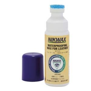 NIKWAX (ニクワックス) ウォ-タ-プル-フWAXリキッド 革用 EBE751A  ポイント消化|outlet-grasshopper