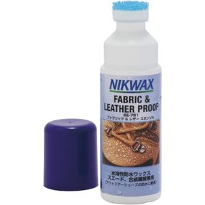 NIKWAX (ニクワックス) ファブリック&レザースポンジA. EBE791  ポイント消化|outlet-grasshopper