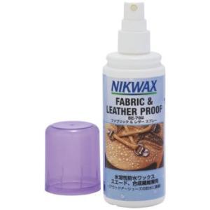 NIKWAX (ニクワックス) ファブリック&レザー スプレー EBE792  ポイント消化|outlet-grasshopper