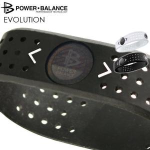 パワーバランス/POWER BALANCE 日本正規品 EVOLUTION XSサイズ 1808 リストバンド ブレスレット|outlet-grasshopper
