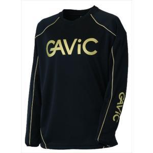 GAVIC (ガビック) ウォーミングトップ(大ロゴ) BKGD GA0102 1712|outlet-grasshopper