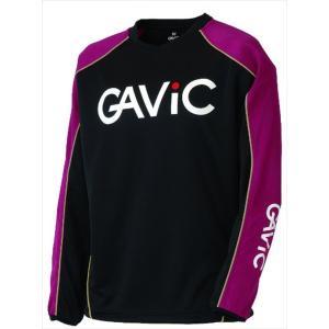 GAVIC (ガビック) ウォーミングトップ(大ロゴ) BKRE GA0102 1712|outlet-grasshopper