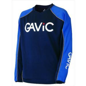 GAVIC (ガビック) ウォーミングトップ(大ロゴ) NVBL GA0102 1712|outlet-grasshopper