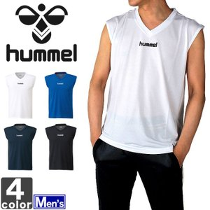 ヒュンメル/hummel メンズ ノースリーブ インナー シャツ HAP5024 1603 紳士 男性|outlet-grasshopper