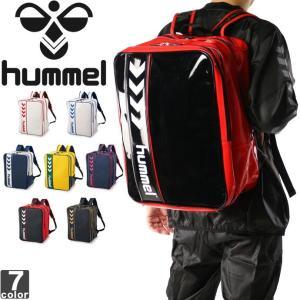 ヒュンメル/hummel  エナメル バックパック HFB6064 1810 メンズ レディース|outlet-grasshopper